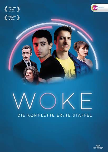 Woke | Serie 2017-2018 -- Stream, alle Folgen, schwul, Homosexualität im Fernsehen