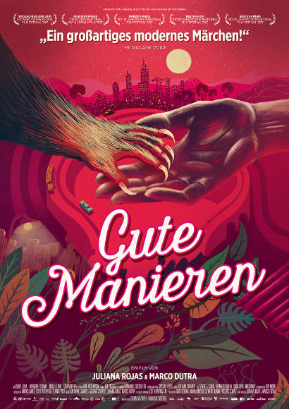 Gute Manieren | Film 2017 -- Stream, ganzer Film, Queer Cinema, lesbisch
