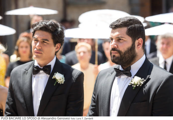 My Big Crazy Italian Wedding | Film 2018 -- Stream, ganzer Film, Queer Cinema, schwul