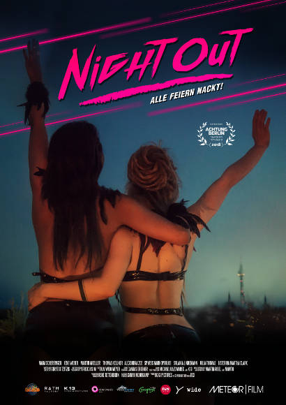 Night Out | Film 2018 -- Stream, ganzer Film, Queer Cinema, schwul, lesbisch