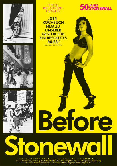Before Stonewall | Film 1984 -- Stream, ganzer Film, Queer Cinema, LGBT