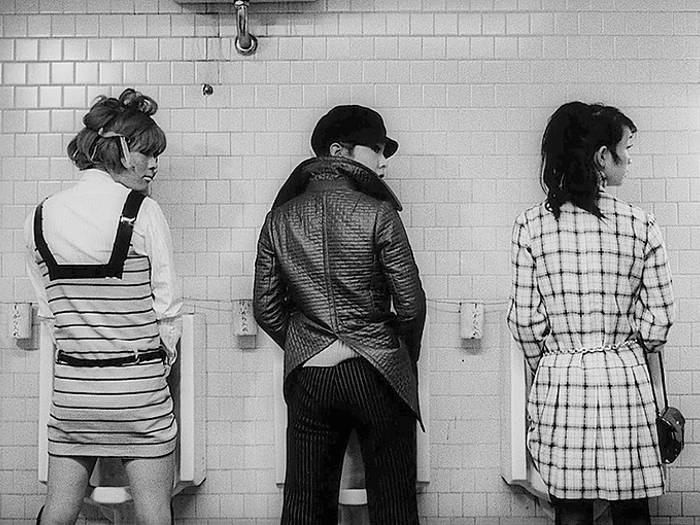 Funeral Parade of Roses | Film 1969 -- Stream, ganzer Film, Queer Cinema, schwul