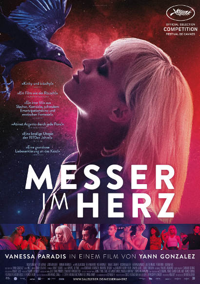 Messer im Herz | Film 20018 -- Stream, ganzer Film, Queer Cinema, lesbisch