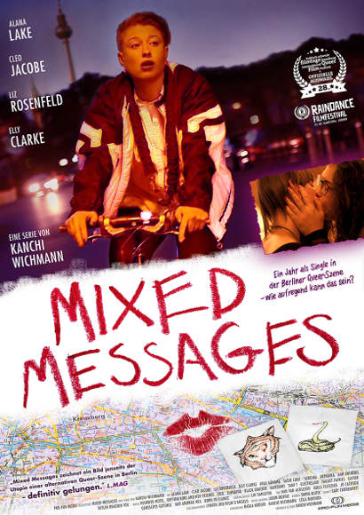 Mixed Messages | Lesbische Serie 2017 -- Stream, alle Folgen, Queer Cinema