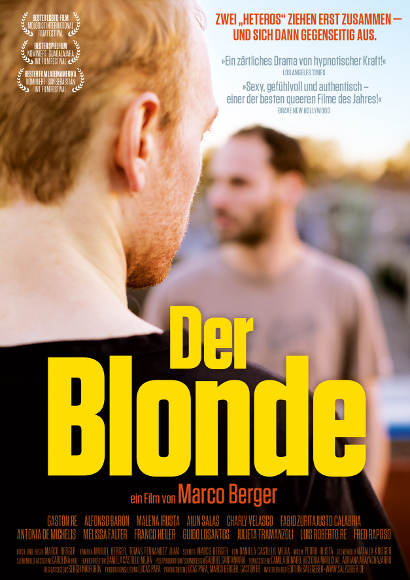 Der Blonde | Film 2019 -- Stream, ganzer Film, Queer Cinema, schwul