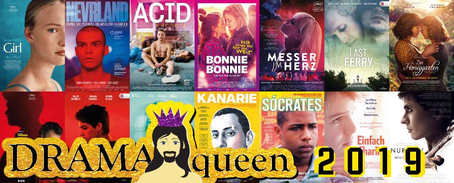 DRAMAqueen USERaward 2019: Die 40 besten schwul-lesbisch-trans*genialen Filme des Jahres