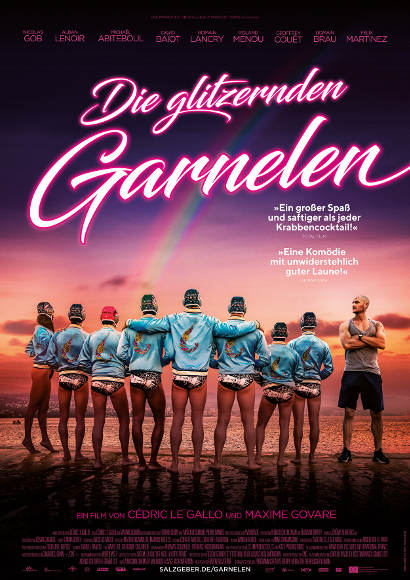 Die glitzernden Garnelen | Film 2019 -- Stream, ganzer Film, Queer Cinema, schwul