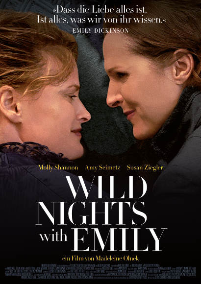 Wild Nights with Emily | Film 2018 -- Stream, ganzer Film, Queer Cinema, lesbisch