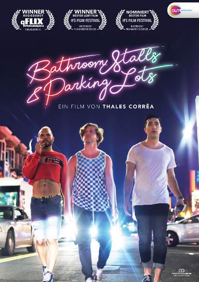 Bathroom Stalls & Parking Lots | Gayfilm 2019 -- Stream, ganzer Film, deutsch, schwul