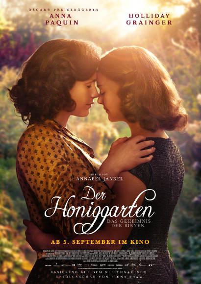 Der Honiggarten - Das Geheimnis der Bienen | Film 2018 -- Stream, ganzer Film, Queer Cinema, lesbisch