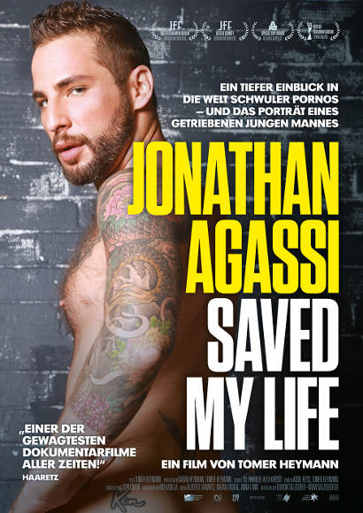 Jonathan Agassi Saved My Life | Film 2018 -- Stream, ganzer Film, Queer Cinema, schwul