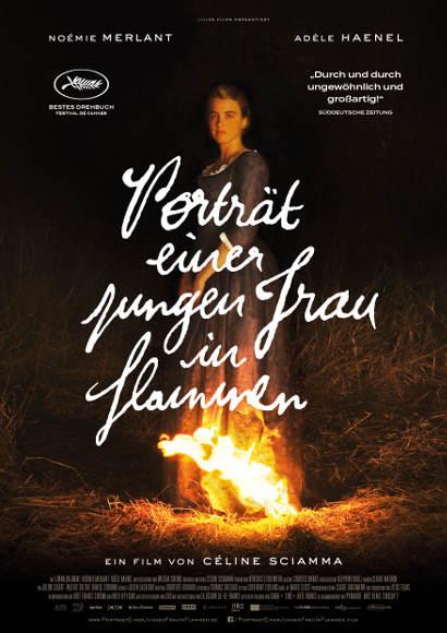 Porträt einer jungen Frau in Flammen | Film 2019 -- Stream, ganzer Film, Queer Cinema, lesbisch