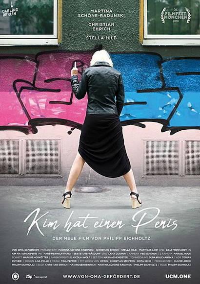 Kim hat einen Penis | Film 2018 -- Stream, ganzer Film, Queer Cinema, Transsexualität