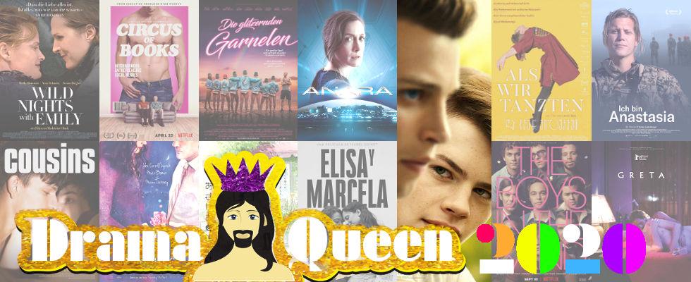 DRAMAqueen USERaward 2020: Die 30 besten schwul-lesbisch-trans*genialen Filme des Jahres