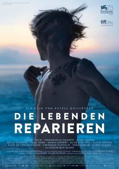 Die Lebenden reparieren | Film 2016 -- Stream, ganzer Film, Queer Cinema, lesbisch