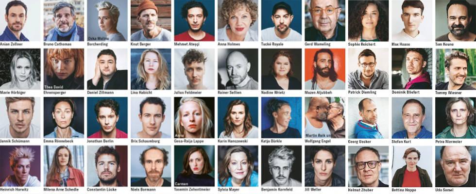 #ActOut: Diese 185 Schauspieler:innen haben sich geoutet
