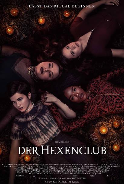 Der Hexenclub | Film 2020 -- Stream, ganzer Film, Queer Cinema, transgender