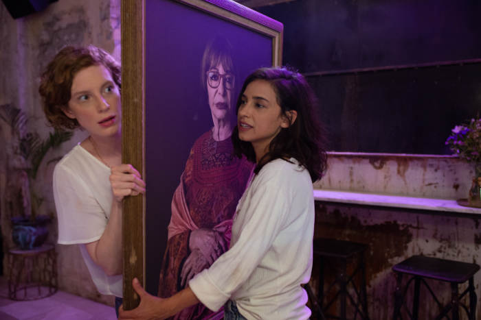 Kiss Me Kosher | Film 2020 -- Stream, ganzer Film, Queer Cinema, lesbisch