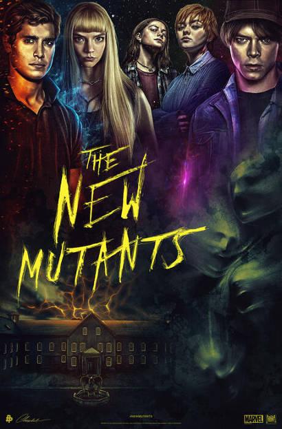 The New Mutants | Film 2020 -- Stream, ganzer Film, Queer Cinema, lesbisch
