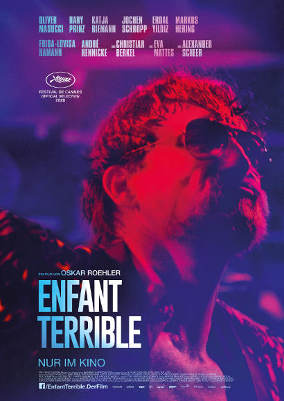 Enfant Terrible | Film 2020 -- Stream, ganzer Film, Queer Cinema, schwul