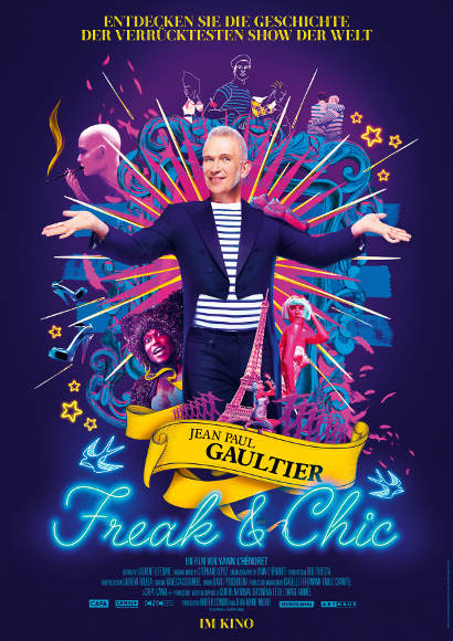 Jean Paul Gaultier: Freak & Chic | Film 2018 -- schwule Dokumentation, Queer Cinema, ganzer Film, Stream