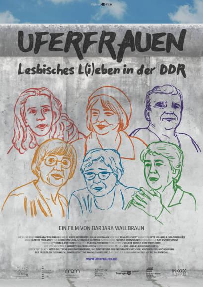 Uferfrauen   Film 2019 -- Stream, ganzer Film, Queer Cinema, lesbisch
