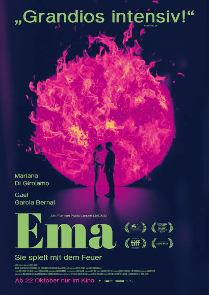Ema | Film 2019 -- Stream, ganzer Film, Queer Cinema, lesbisch