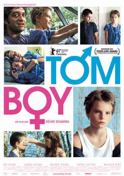 Tomboy | Transgender-Film 2011 -- Stream, ganzer Film, deutsch, Transsexualität, Queer Cinema