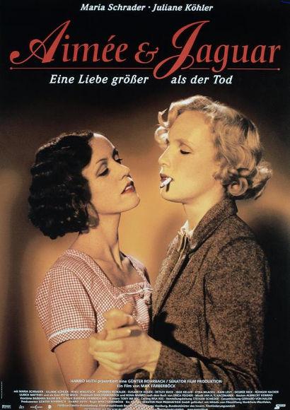 Aimée und Jauguar | Lesben-Film 1999 -- lesbisch, Bisexualität, Homosexualität im Film, Queer Cinema, Stream, deutsch, ganzer Film