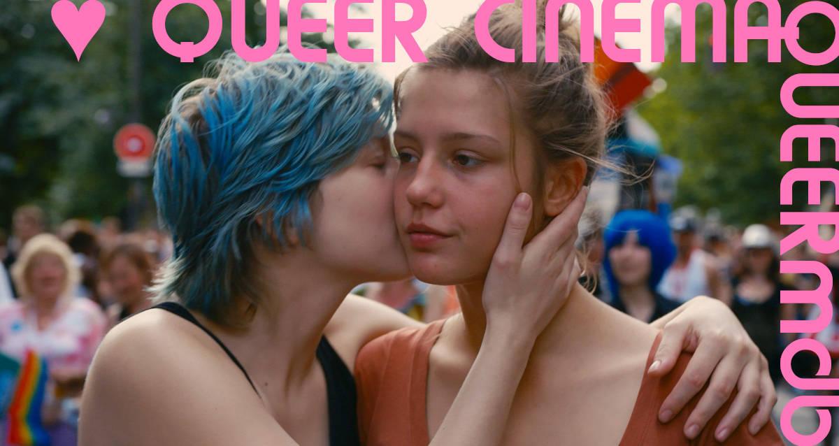 Blau ist eine warme Farbe (Film 2013)   Neue lesbische Filme