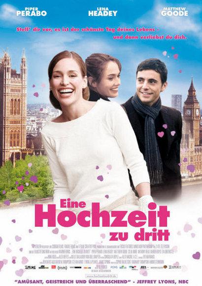 Eine Hochzeit zu dritt | Lesben-Film 2005 -- lesbisch, Bisexualität, Homosexualität im Film, Queer Cinema, Stream, deutsch, ganzer Film, Sendetermine