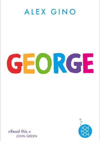Alex Gino: George | Transgender-Roman