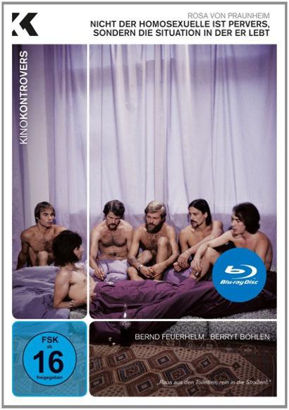 Nicht der Homosexuelle ist pervers, sondern die Situation, in der er lebt | Film 1971 -- Stream, ganzer Film, Queer Cinema, schwul