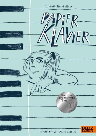 Elisabeth Steinkellner: Papierklavier | Transgender-Kinderbuch