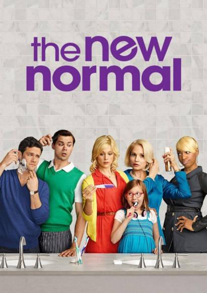 The new normal   LGBT-Serie 2012 -- schwul, Regenbogenfamilie, Homosexualität im Fernsehen, schwuler TV-Tipp, Stream