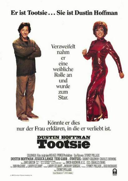 Tootsie   Film 1982 -- Queer Cinema, ganzer Filmer, Stream, Travestie