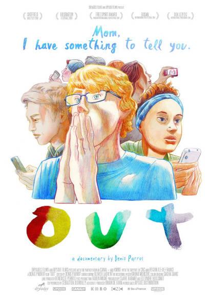 Coming Out   Dokumentation 2018 -- Queer Cinema, schwul, lesbisch, transgender