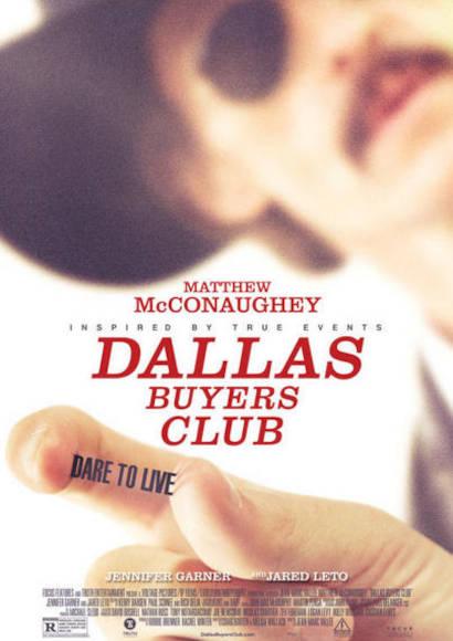 Dallas Buyers Club   Gayfilm 2013 -- schwul, transgender, Homophobie, AIDS, Prostitution, Bisexualität, Homosexualität, bester Gayfilm 2013