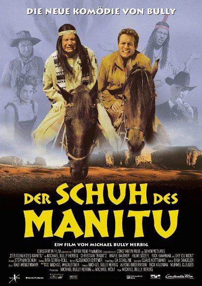 Der Schuh des Manitu   Gay-Film 2001 -- schwul, Homosexualität im Fernsehen, Queer Cinema, Stream, deutsch, ganzer Film
