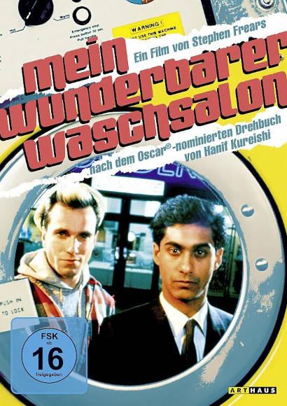 Mein wunderbarer Waschsalon | Film 1985 -- Queer Cinema, schwul