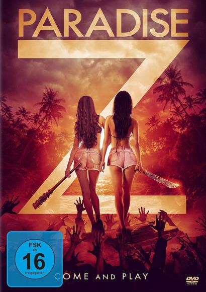 Paradise Z - Come and Play | Film 2020 -- Stream, ganzer Film, Queer Cinema, lesbisch