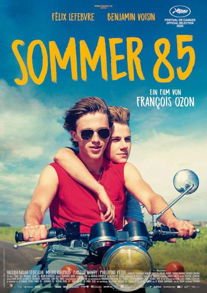 Sommer 85 | Film 2020 -- Stream, ganzer Film, Queer Cinema, schwul