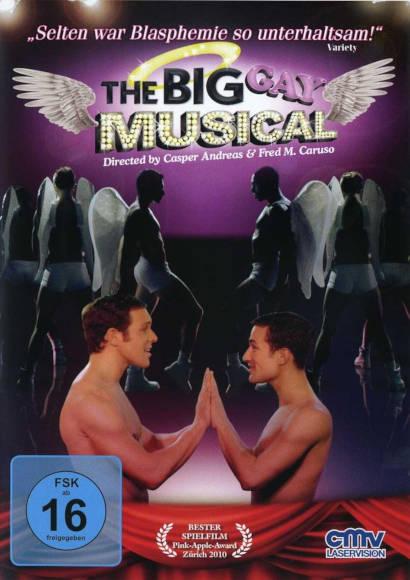 The Big Gay Musical   Film 2009 -- Stream, ganzer Film, deutsch, schwul, Queer Cinema