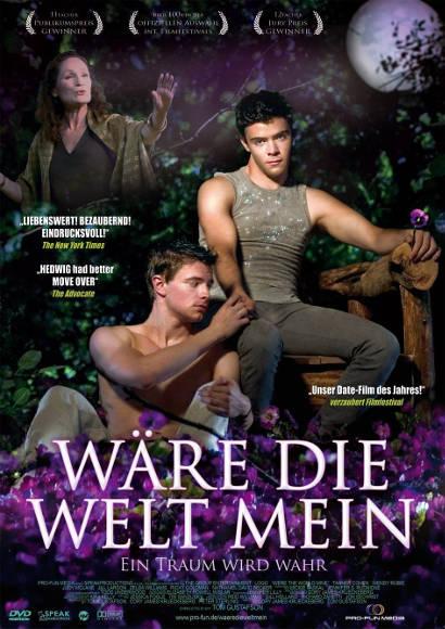 WÄRE DIE WELT MEIN - Were the World Mine   Film 2008 -- Stream, ganzer Film, Queer Cinema, schwul