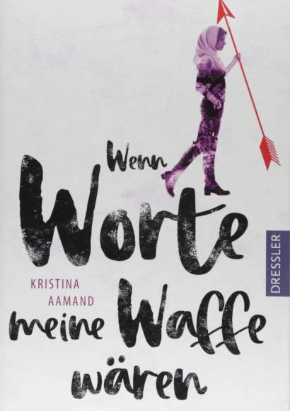 Kristina Aamand: Wenn Worte meine Waffe wären   Lesbischer Roman 2018 -- Taschenbuch