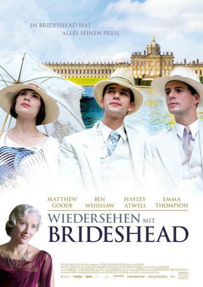 Wiedersehen mit Brideshead   Film 2008 -- Stream, ganzer Film, schwul, Queer Cinema