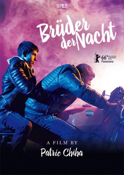 Brüder der Nacht   Dokumentation 2016 -- schwul, gay for pay, Prostitution, Stricher, Bisexualität, Transsexualität, Homosexualität im Film, Queer Cinema