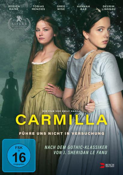 Carmilla - Führe uns nicht in Versuchung | Film 2019 -- Stream, ganzer Film, Queer Cinema, lesbisch