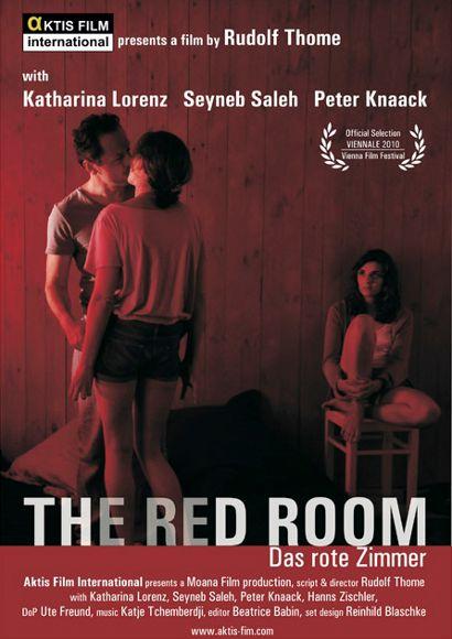 Das rote Zimmer   Bi-Film 2010 -- lesbisch, Bisexualität, Homosexualität im Film, Queer Cinema, Dreiecksbeziehung