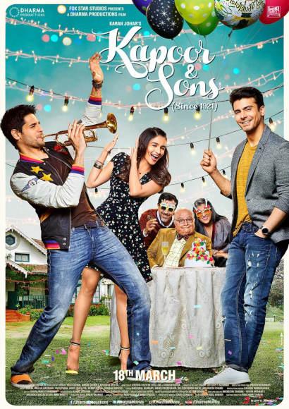 Kapoor & Sons   Film 2016 -- Stream, ganzer Film, Queer Cinema, schwul